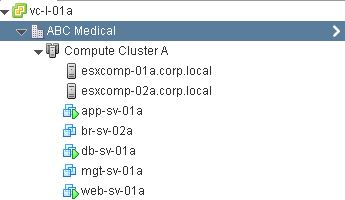 Compute Cluster A