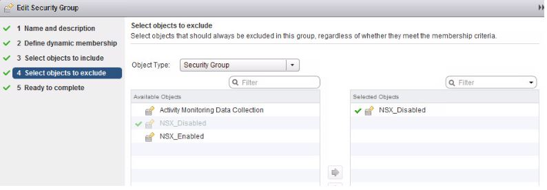 nsx-exclude