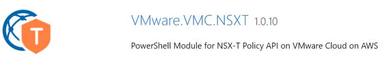 PowerShell Bugfix – Contributing to the VMware.VMC.NSXT community module